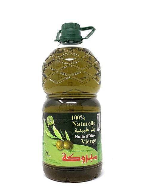 Mabrouka 100% Premium Moroccan Virgin Olive Oil 1