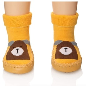 Top 10 Best Slipper Socks for Kids in 2021 (FALKE, Jefferies Socks, and More) 4