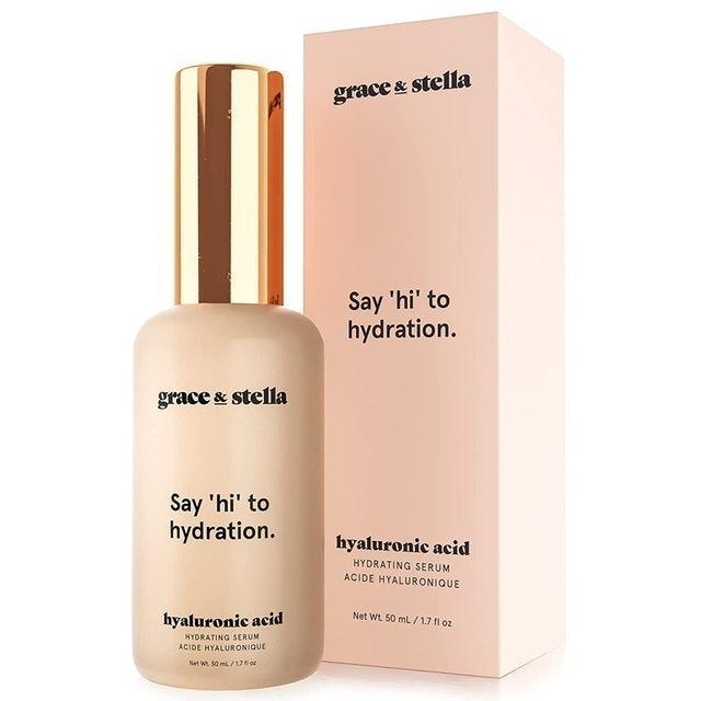 Grace & Stella  Hyaluronic Acid Serum 1