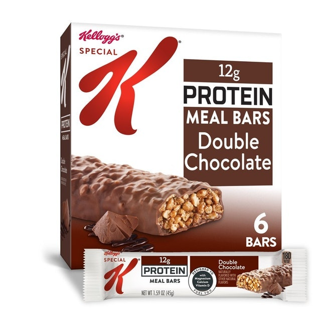 Kellogg's Special K Double Chocolate Protein Meal Bars 1