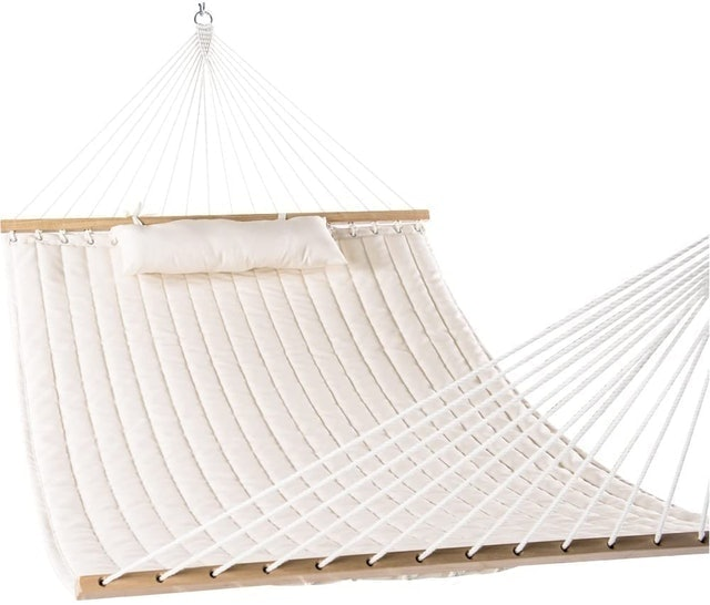 Lazy Daze Double Quilted Hammock 1