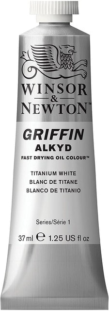 Winsor & Newton Griffin Alkyd Fast-Drying Oil Colors 1