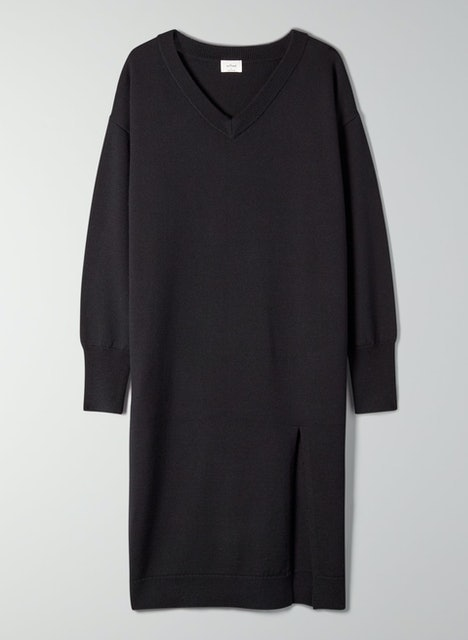 Wilfred Free Cyprie V-Neck Dress 1