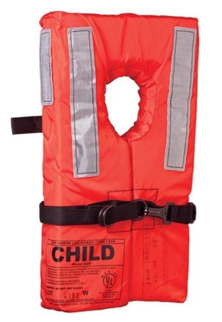 Kent Safety Products Child Size Type I Life Jacket 1