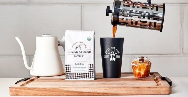 Grounds & Hounds Coffee Club Subscription 1