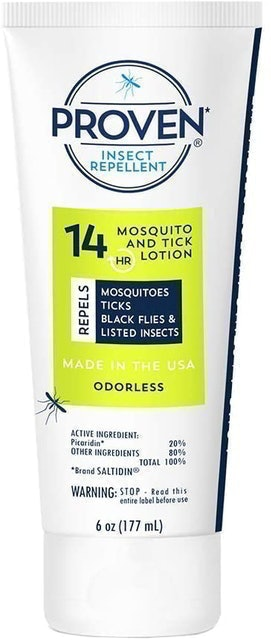 Proven Insect Repellent Lotion 1