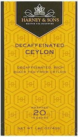 Top 10 Best Decaf Black Teas in 2021 (Harney & Sons, Twinings, and More) 5