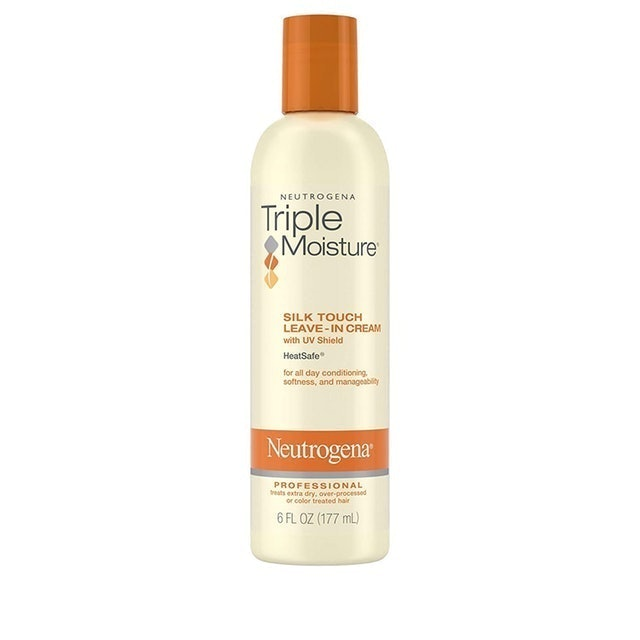 Neutrogena Triple-Moisture Silk Touch Leave-In Cream 1