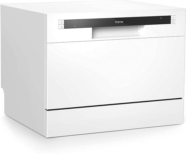 hOmeLabs Compact Countertop Dishwasher 1