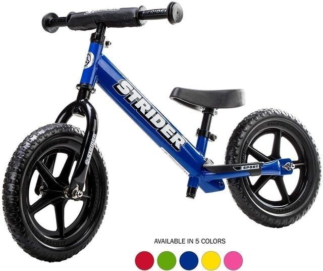 Strider 12 Sport Balance Bike 1