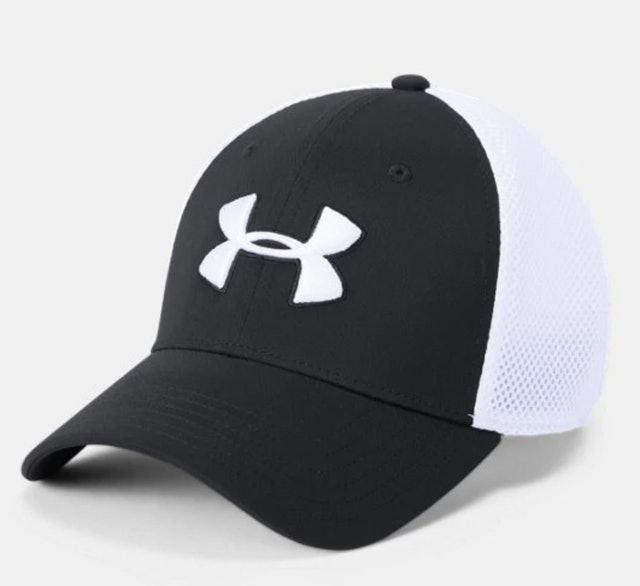 Under Armour Men's Microthread Golf Mesh Cap 1
