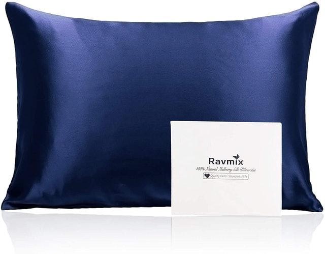 Ravmix 100% Pure Mulberry Silk Pillowcase 1