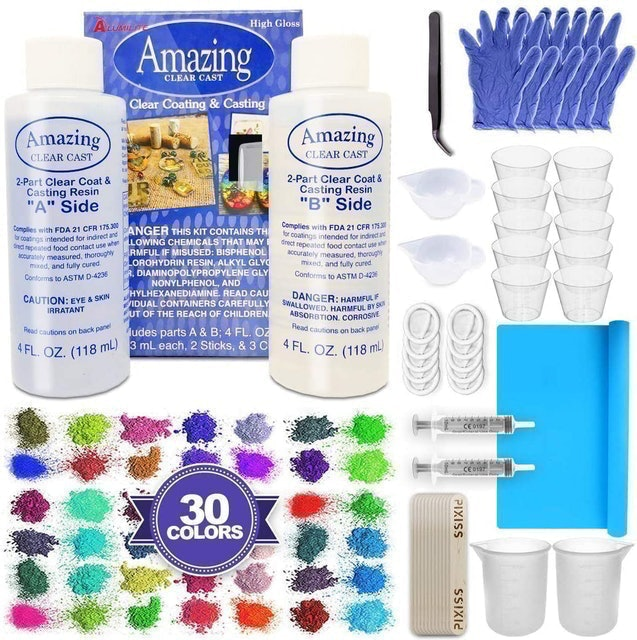 GrandProducts Amazing Clear Cast Bundle 1