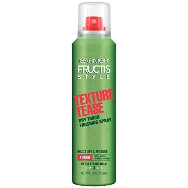Garnier Fructis Style Texture Tease Dry Touch Finishing Spray 1
