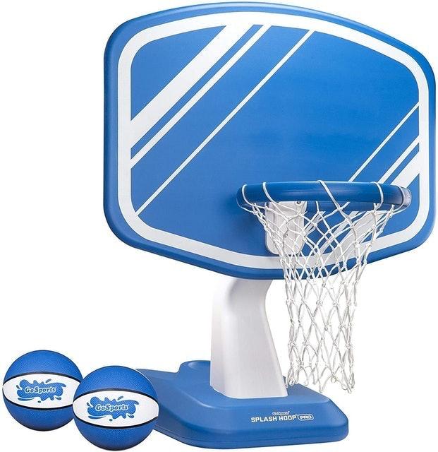 GoSports Splash Hoop PRO Swimming Pool Basketball Game 1