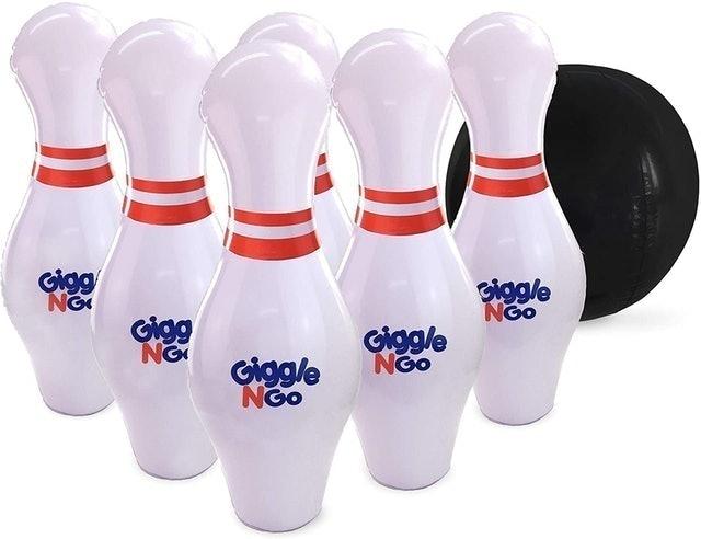 Giggle N Go Kids Bowling Set 1