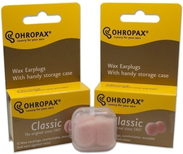 OHROPAX Wax Earplugs 1