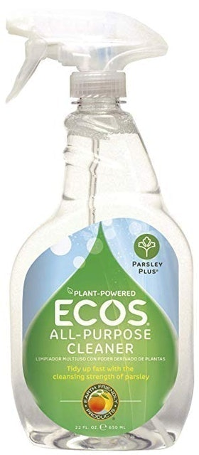 Earth Friendly Products ECOS All-Purpose Cleaner, Parsley Plus 1