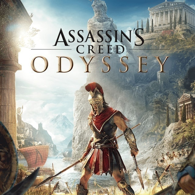 Ubisoft Assassin's Creed Odyssey 1