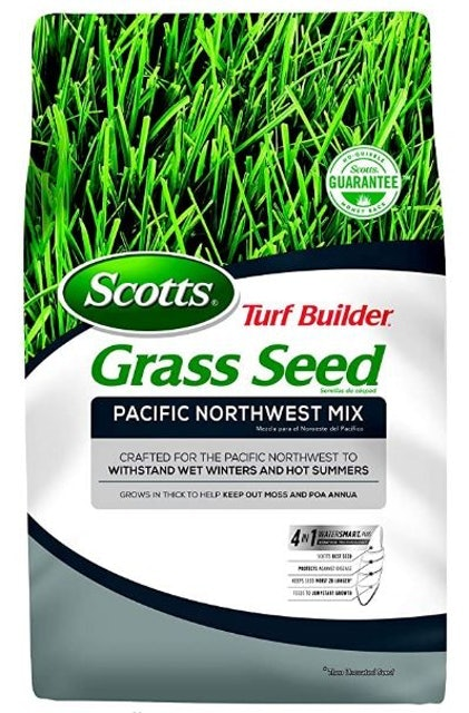 Scott's Turf Builder Grass Seed Pacific Northwest Mix 1