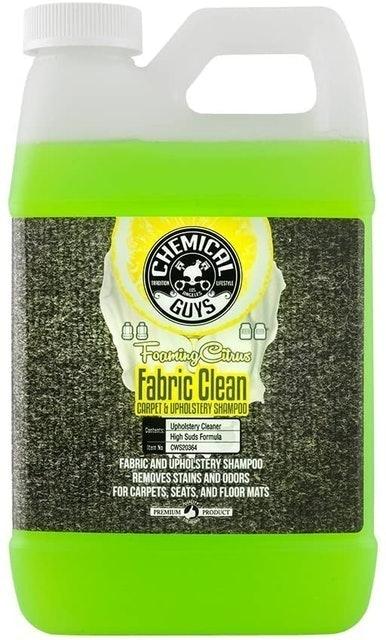 Chemical Guys Foaming Citrus Fabric Clean 1