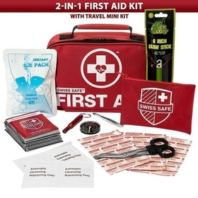 Top 10 Best First Aid Kits in 2021 (First Aid Only and More) 2