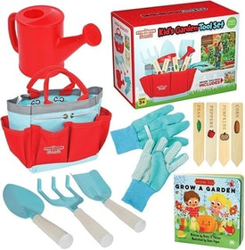 Top 10 Best Kids Gardening Tools in 2021 (Melissa & Doug, Clever Kid Toys, and More) 4