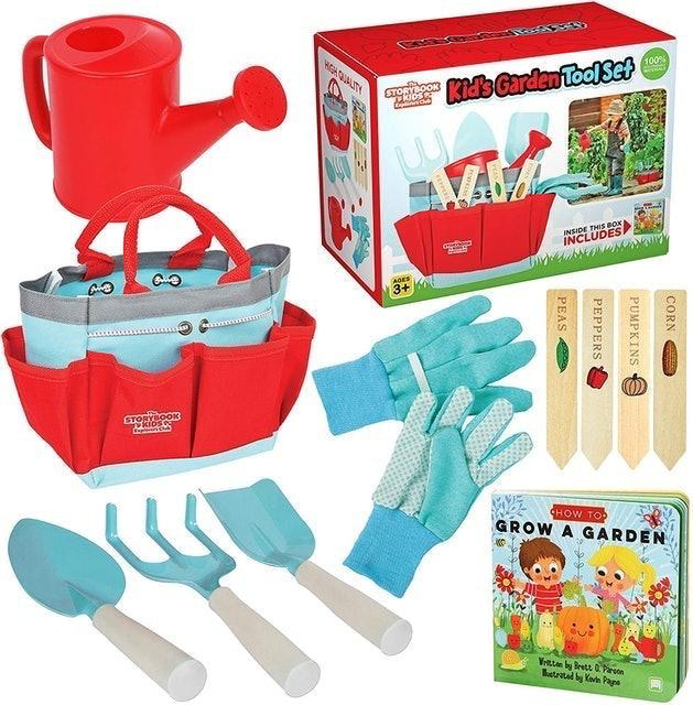 Clever Kid Toys Kids Gardening Set  1
