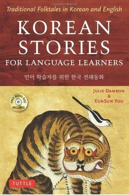 Tuttle Publishing Korean Stories For Language Learners 1