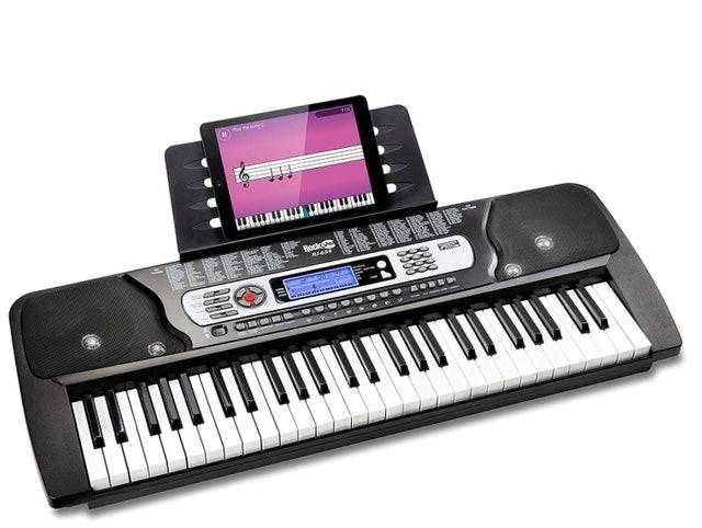 RockJam Portable Electronic Keyboard 1