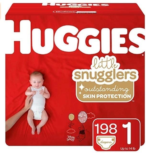 Huggies Little Snugglers Baby Diapers 1
