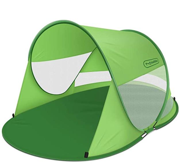 Multifun Easy Pop Up Beach Tent 1