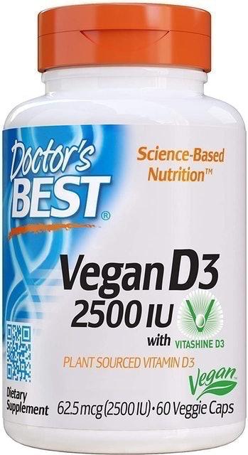 Doctor's Best Vegan D3 1