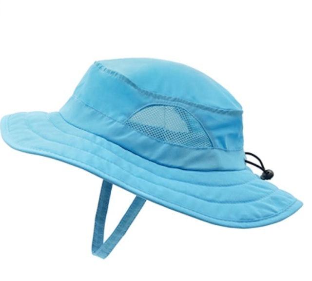 Connectyle Kids UPF 50+ Bucket Sun Hat 1