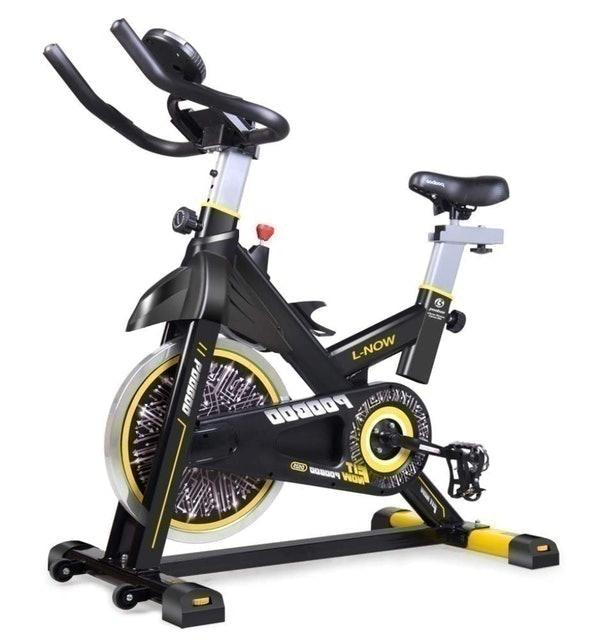 Pooboo Indoor Exercise Bike 1