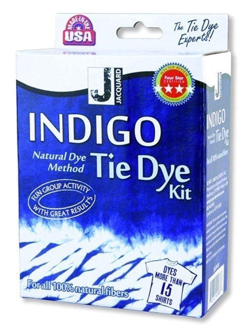 Jacquard Indigo Tie Dye Kit 1