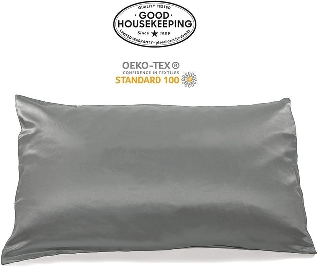 Fishers Finery  100% Pure Mulberry Silk Pillowcase 1
