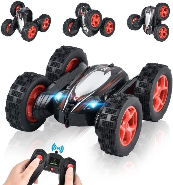 ArgoHome RC Stunt Car 1