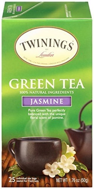 Twinnings of London Jasmine Green Tea 1