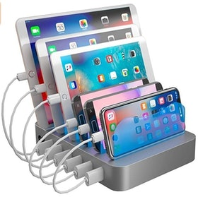 Top 10 Best Phone Charging Stations in 2020 (Anker, AUKEY, and More) 3