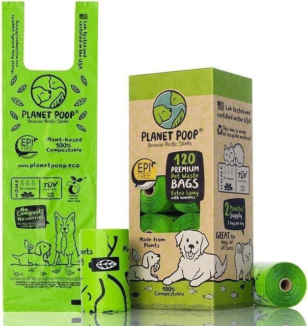 Planet Poop Biodegradable Dog Poop Bag 1