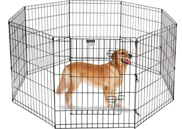 Pet Trex Playpen for Dogs 1