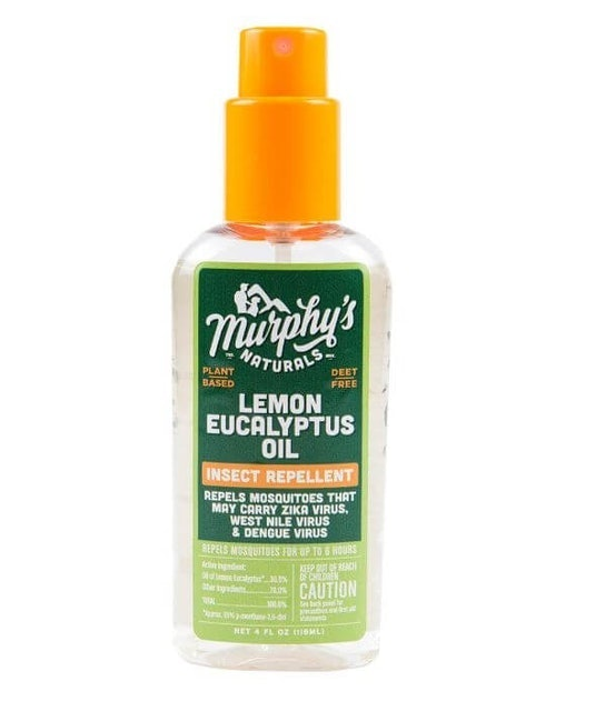 Murphy's Naturals Lemon Eucalyptus Oil Insect Repellent 1