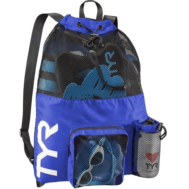 TYR Big Mesh Backpack 1