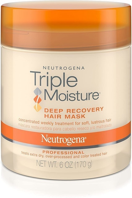 Neutrogena Triple Moisture Deep Recovery Hair Mask 1