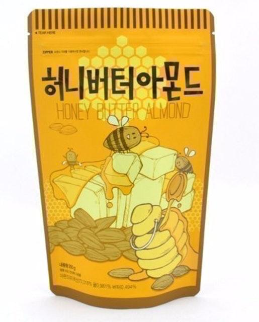 Gilim Honey Butter Almond 1
