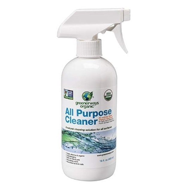 Greenerways Organic All-Purpose Cleaner 1