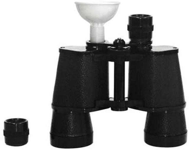 Collins  Binocular Flask 1
