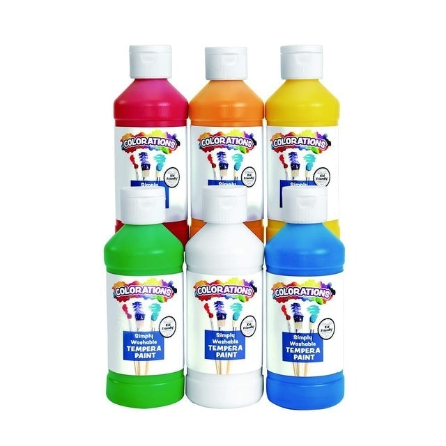 Colorations Simply Washable Tempera Paints 1