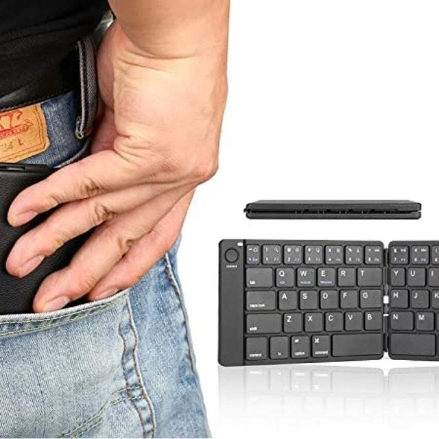 ViFun Foldable Bluetooth Keyboard 1